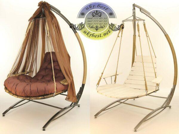 Подвесные качели Эго - различные цвета мебели от УкрБест