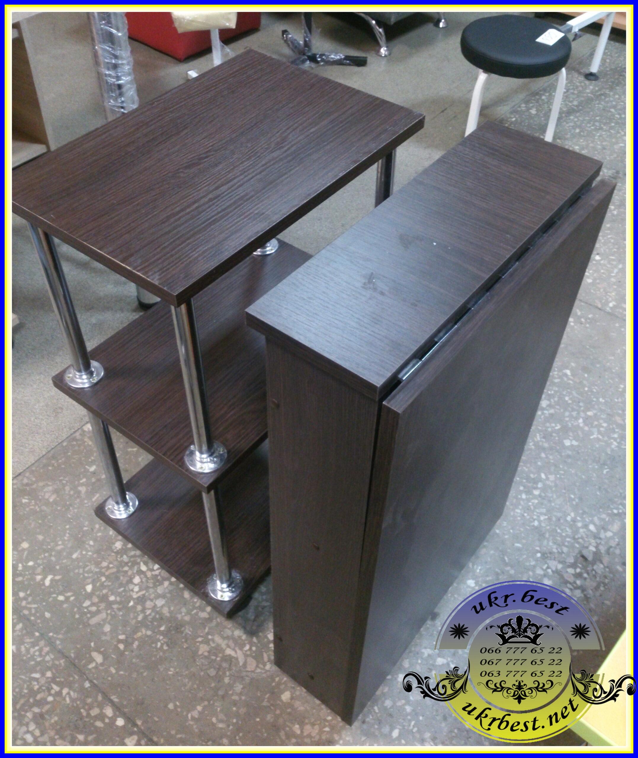 Мебель для маникюрного салона, стол и тележка - купить в Украине, Киеве