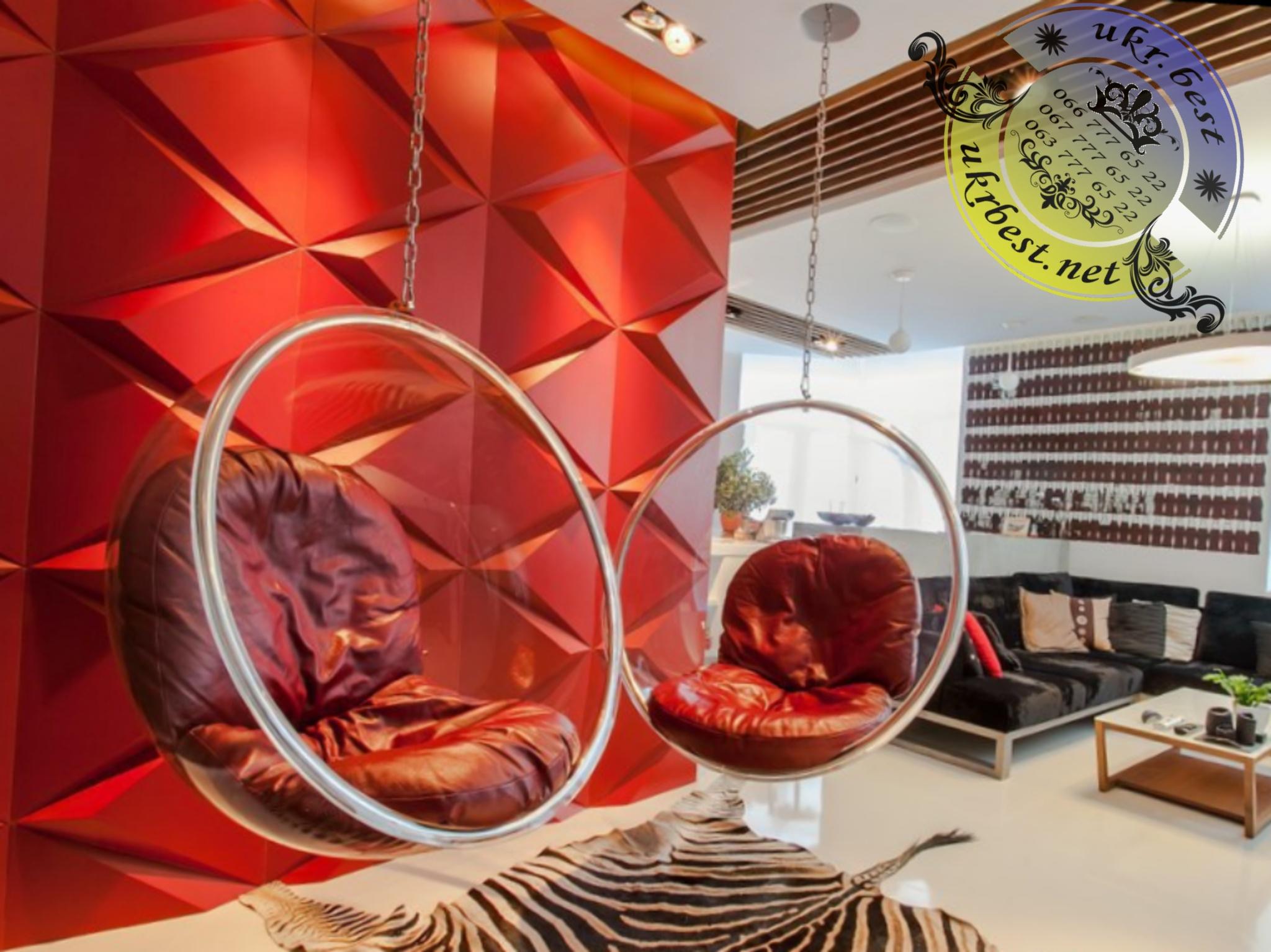 Купить подвесное кресло Bubble Chair в Украине