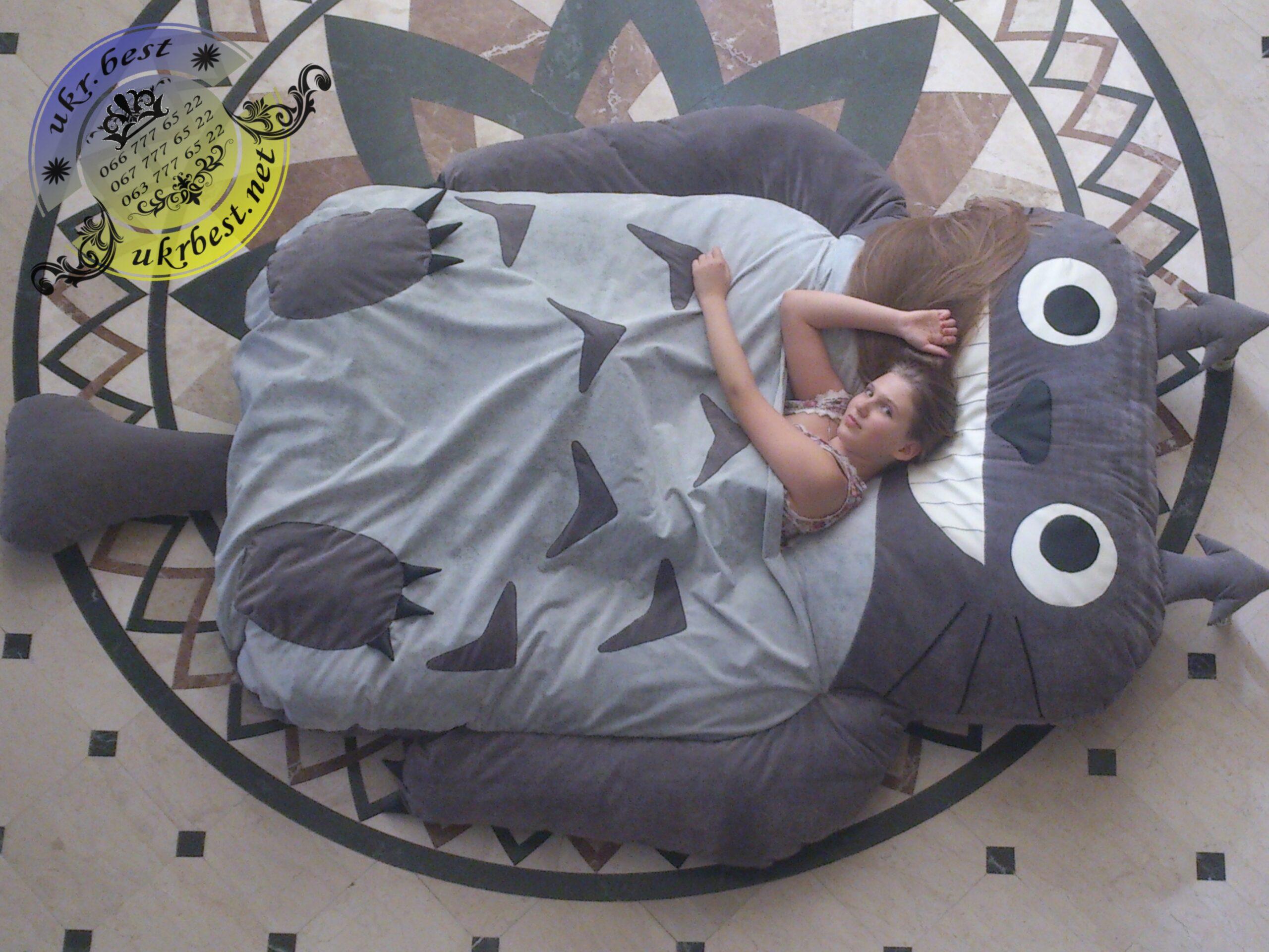 Заказать детскую кроватку Тоторо в Украине недорого - УкрБест