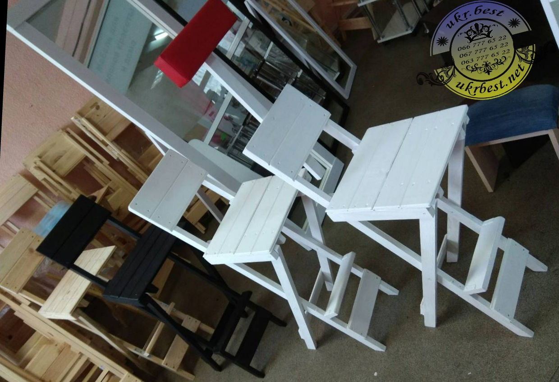 Купить недорого складной стул визажиста в Украине - UkrBest