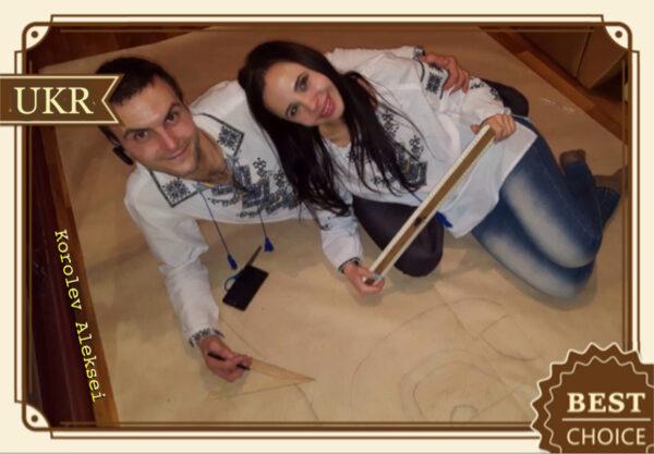 Королев Алексей - дизайнерская мебель на заказ, Украина, компания УкрБест