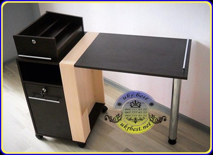 Купить эксклюзивный маникюрный стол в Украине - UkrBest