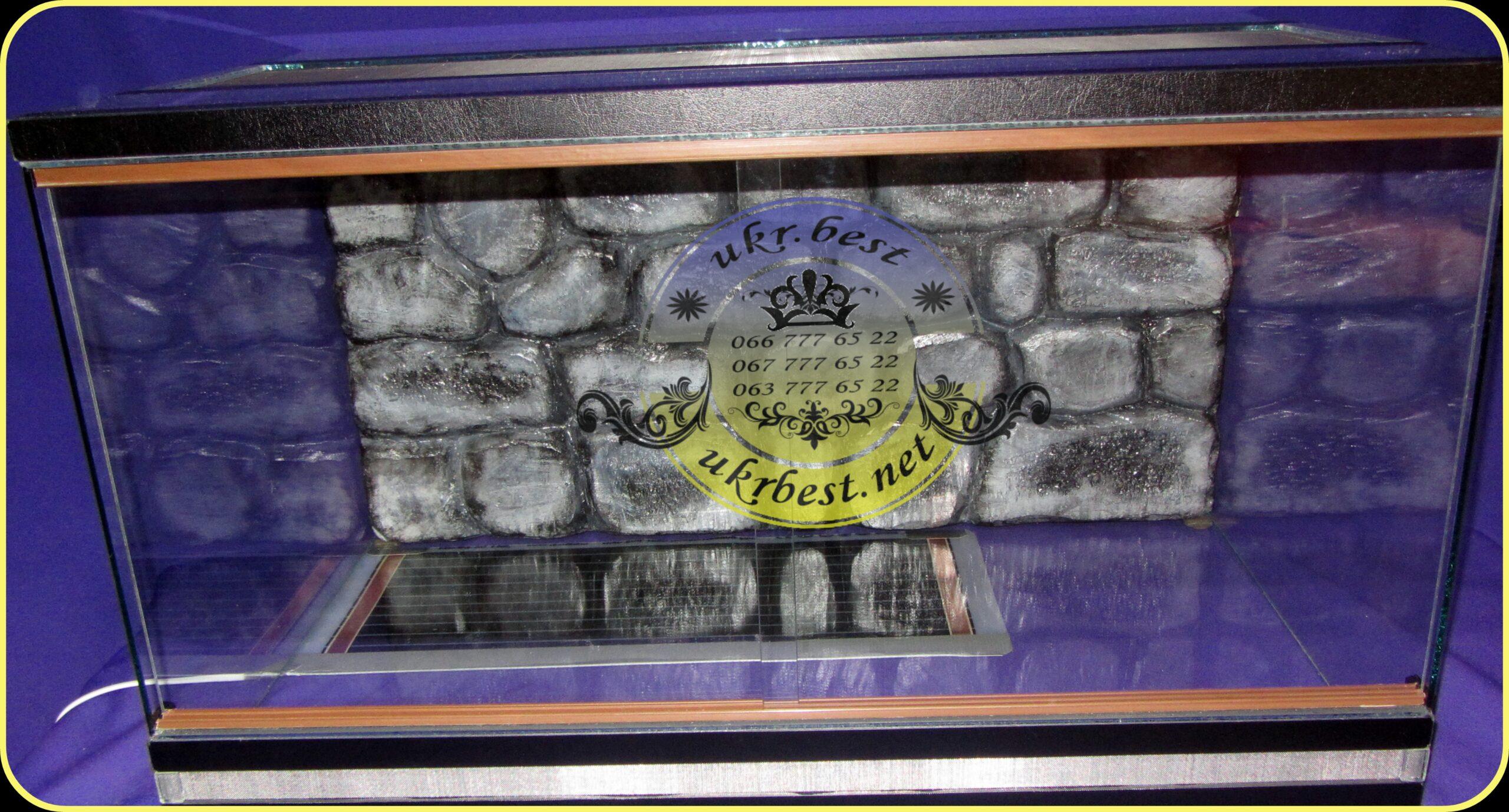Термоковрик - обогрев террариума, теплый коврик для змеи